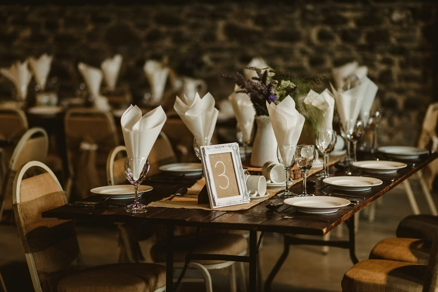 Spectacular Segrave Barn Dunany - Irish wedding 38