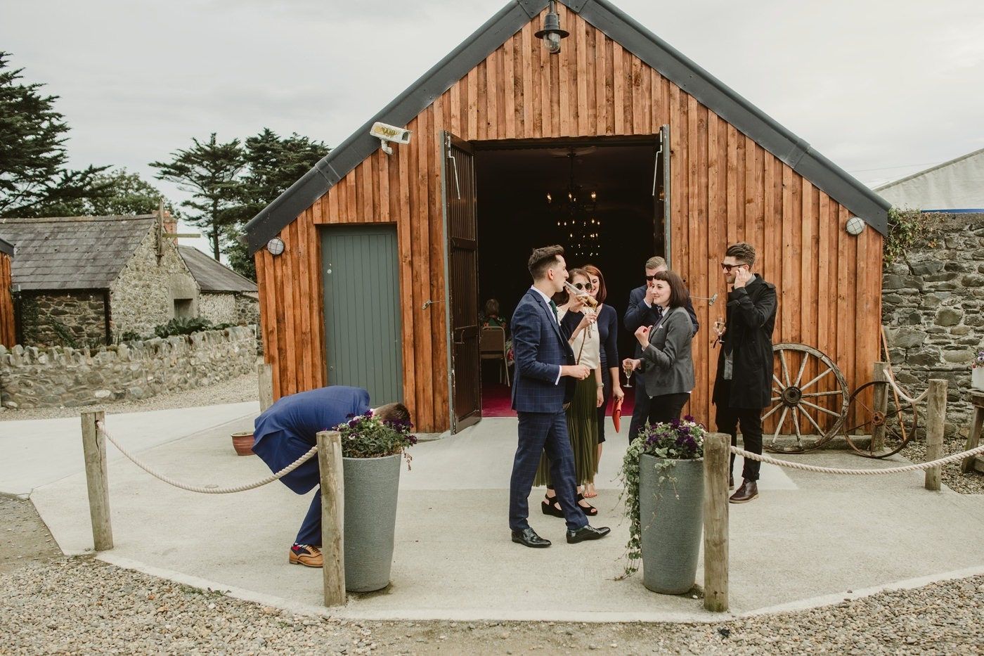 Spectacular Segrave Barn Dunany - Irish wedding 48