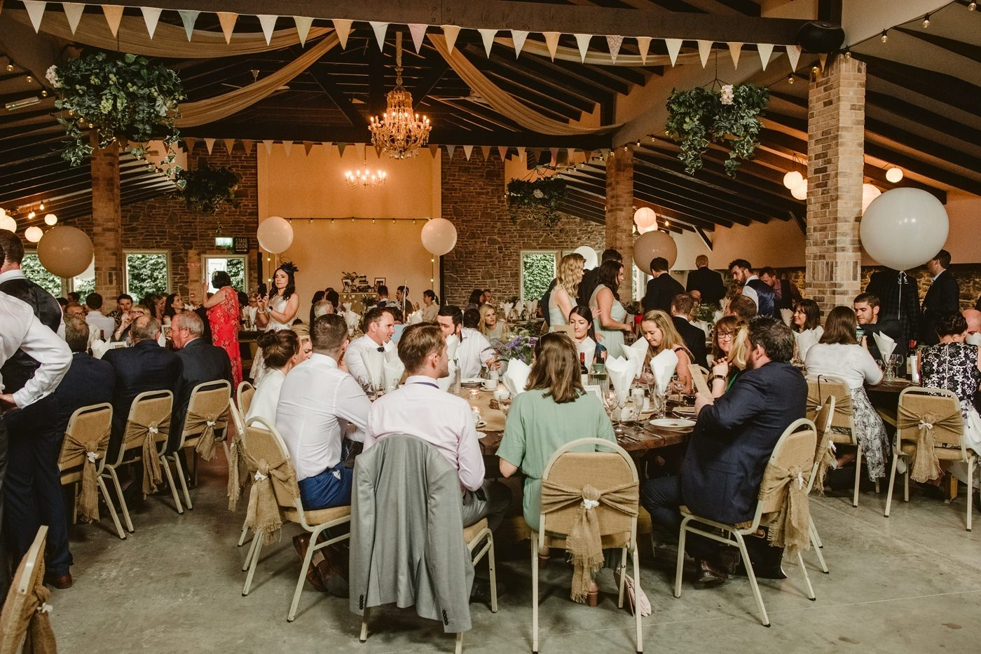 Spectacular Segrave Barn Dunany - Irish wedding 49