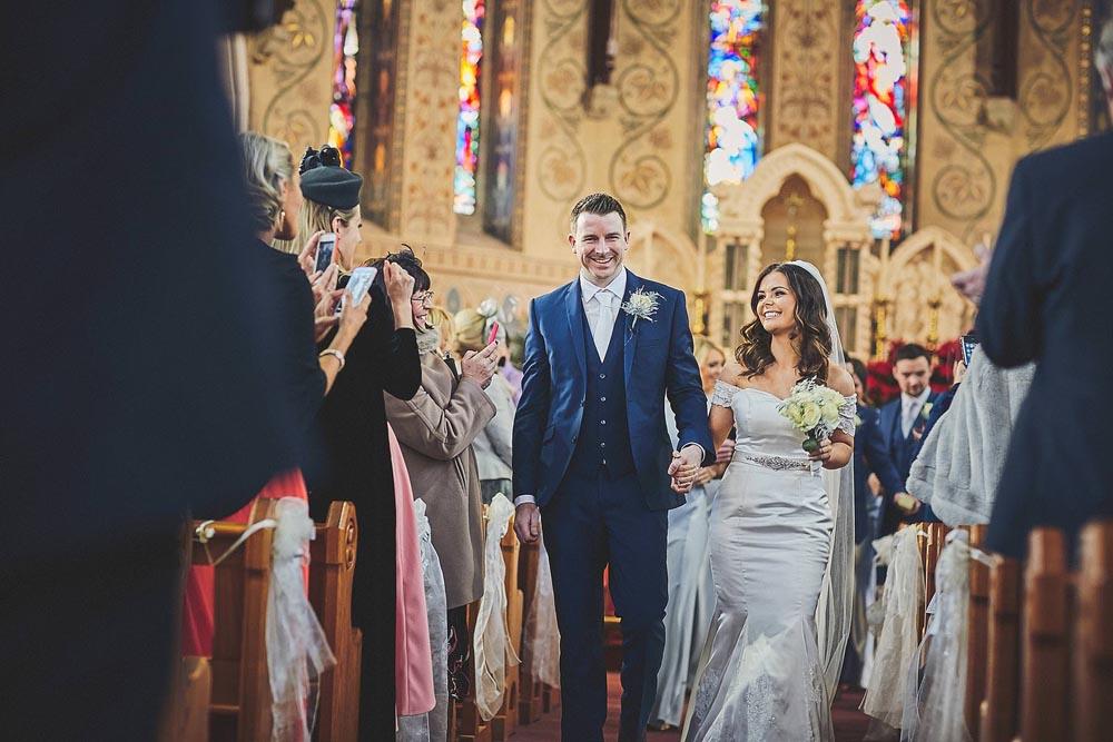 The beauty of unplugged wedding - Irish wedding photographers 4