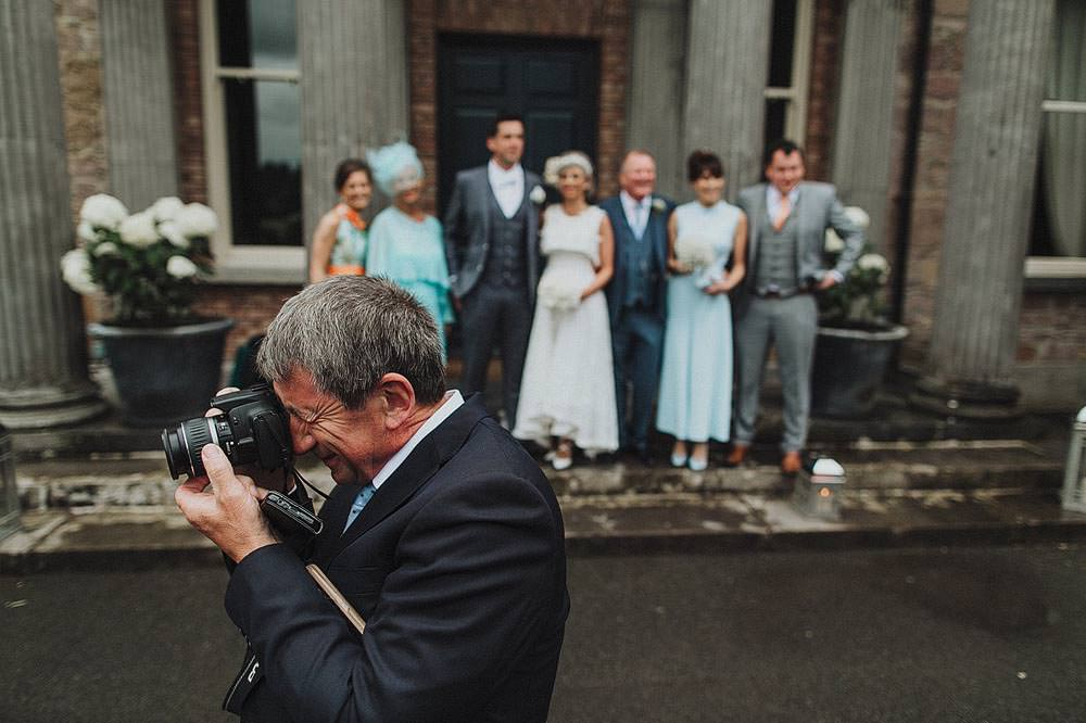 The beauty of unplugged wedding - Irish wedding photographers 3